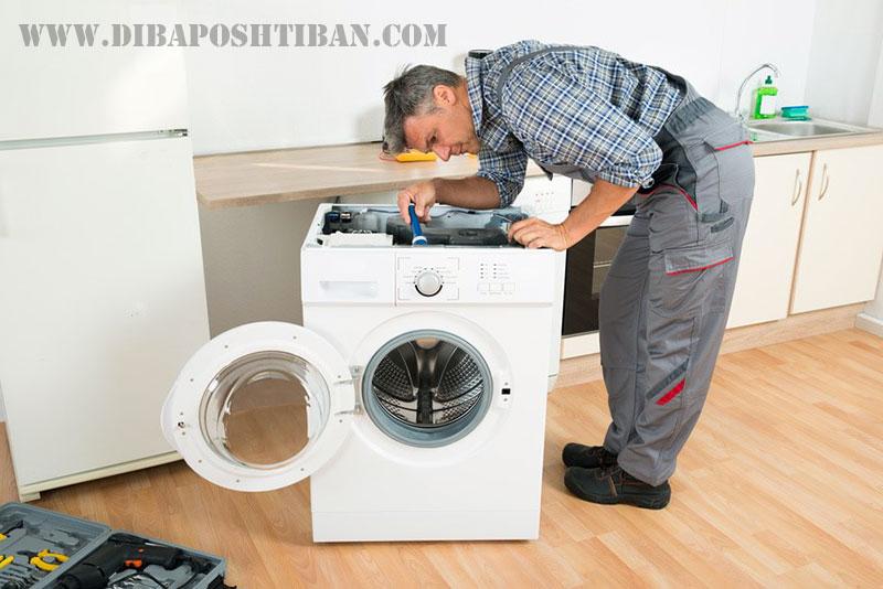 ایرادات قطعات ماشین لباسشویی ال جی